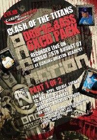 One Nation Clash Of The Titans 2007 Part 1 CD Pack