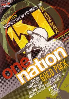 One Nation March 2009 CD Pack