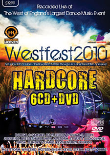 Westfest 2010 Hardcore CD Pack