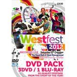 Westfest 2012 - DVD / Blue Ray Pack